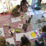 Atelier enfants art-thérapie