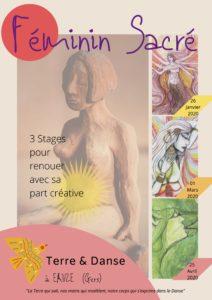 Cycle  Danse et Terre pour les Femmes @ Eauze